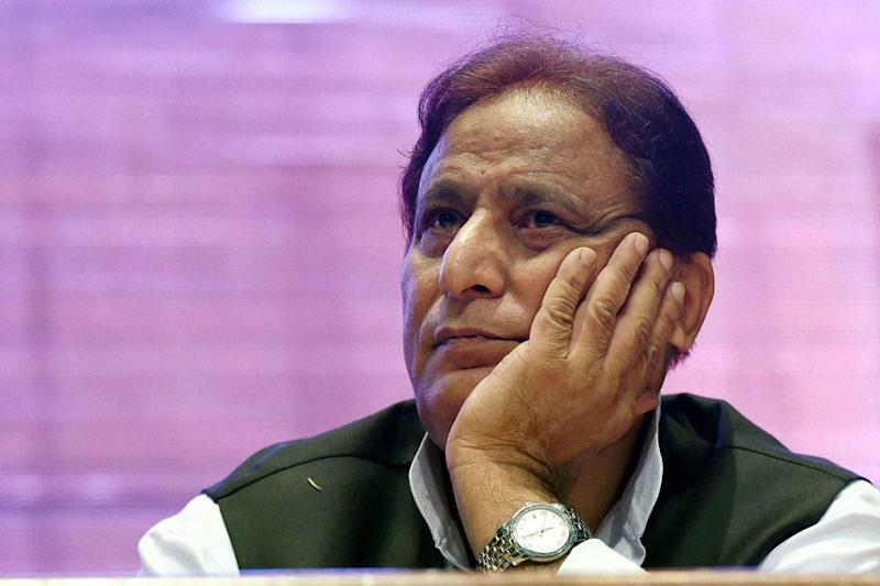 Azam Khan Faces Jail as Warrants Issued For Remarks Against Jayaprada, 2 Other Cases