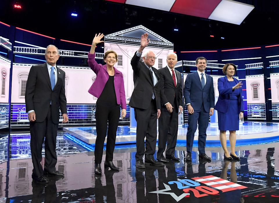 Barclays spread betting democratic presidential candidates betting real money
