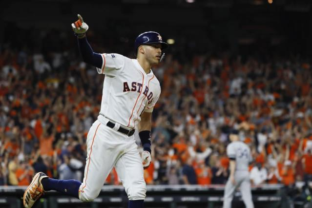 MLB rumors: Is there proof Astros cheated vs. Yankees in 2019 ALCS?