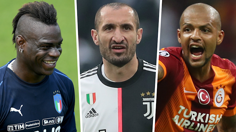 Chiellini attacks on Balotelli and Melo leave Tardelli 'truly disappointed'