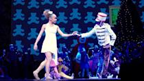 """<p>For older ones and dance fans, this documentary goes behind the scenes of Debbie Allen's production of her <em>Hot Chocolate Nutcracker</em>. You can see stars like dancer Savion Glover pop in and out as they train and prepare for the performance.</p><p><a class=""""link rapid-noclick-resp"""" href=""""https://www.netflix.com/title/80217229"""" rel=""""nofollow noopener"""" target=""""_blank"""" data-ylk=""""slk:WATCH NOW"""">WATCH NOW</a></p>"""