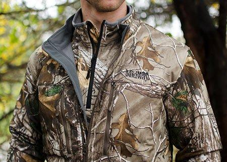MidwayUSA Introduces MidwayUSA Elk Fork Series Hunting Clothing