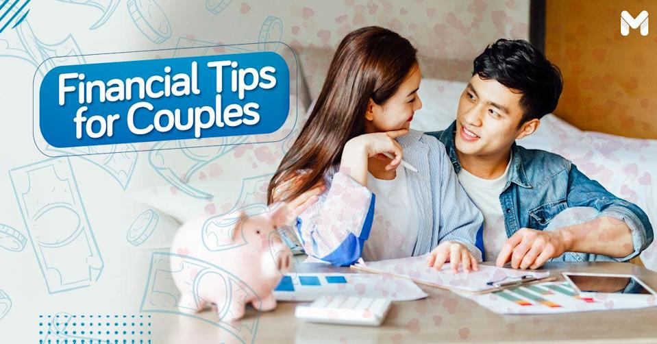 financial tips for couples - header image