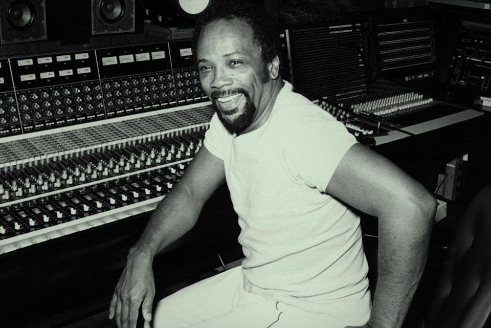 "<p>Finally, a long-overdue documentary about Quincy Jones, the music legend who produced hits like Michael Jackson's ""Thriller"" and ""Billie Jean,"" plus the soundtrack to the 1977 TV mini-series <em>Roots. Quincy </em>follows the life of a great who counted celebrities like Marlon Brando, Ray Charles, and Frank Sinatra as friends. His daughter, Rashida Jones, co-directed the film.</p><p><strong><a class=""link rapid-noclick-resp"" href=""https://www.netflix.com/title/80102952"" rel=""nofollow noopener"" target=""_blank"" data-ylk=""slk:Watch It Now"">Watch It Now</a></strong><br></p>"