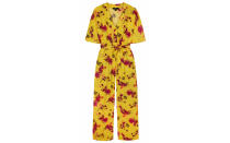 """Amazon's revolutionary private label find. has just launched its SS19 line and our basket is already brimming with goodies. If you make one purchase this season, make it the floral jumpsuit. <a href=""""https://www.amazon.co.uk/find-MTR40941-Jumpsuits-Women-Yellow/dp/B07KWN1CGM/ref=sr_1_19?keywords=find&qid=1558535807&refinements=p_n_format_browse-bin%3A15458282031%2Cp_89%3Afind.&rnid=1731296031&s=clothing&sr=1-19"""" rel=""""nofollow noopener"""" target=""""_blank"""" data-ylk=""""slk:Shop now"""" class=""""link rapid-noclick-resp""""><em>Shop now</em></a>."""