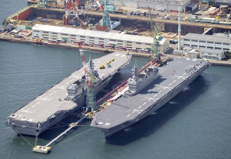 Japan reveals record high budget request eyeing hypersonic tech, F-35s and more