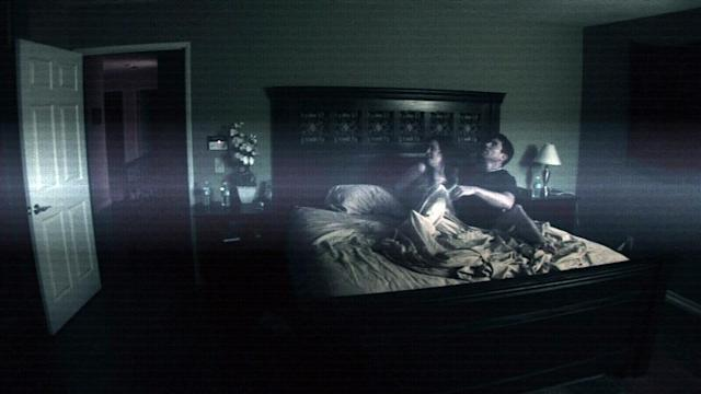 <p>Found-footage horror has become an established film genre, but none have used the device more effectively than Oren Peli's original <em>Paranormal Activity</em>, which first screened in 2007 but didn't open in wide release until two years later. The supernatural presence haunting a young couple's home is never seen but makes itself known through home-movie footage of their bedroom while they're sleeping. Those sequences are some the most nail-biting in the history of horror, as we watch the night terrors progress from a door mysteriously opening to something much, much worse. (Available on Amazon, Google Play, iTunes, YouTube, and Vudu.) — <em>G.W. </em>(Photo: Paramount Pictures/courtesy Everett Collection) </p>