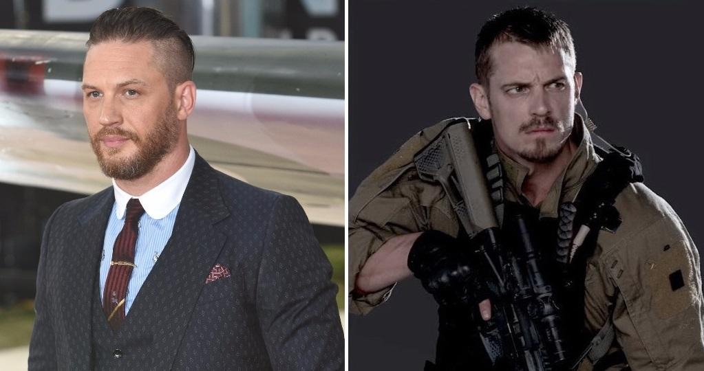 <p>Hardy was the first actor cast as Rick Flag in David Ayer's DCEU super-villain movie, but withdrew after reading the script – a decision many would understand once the movie came out. Joel Kinnaman took his place. (Credit: WENN, Warner Bros) </p>
