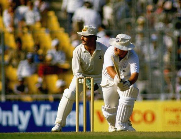 World Cup Final Mike Gatting