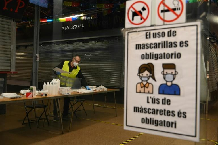 Pandemic conditions could cause large numbers of Catalans to shun polling stations