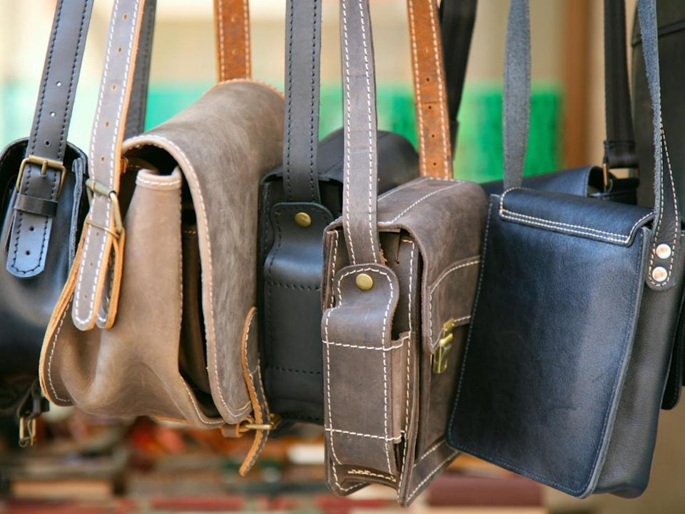 How to clean your leather