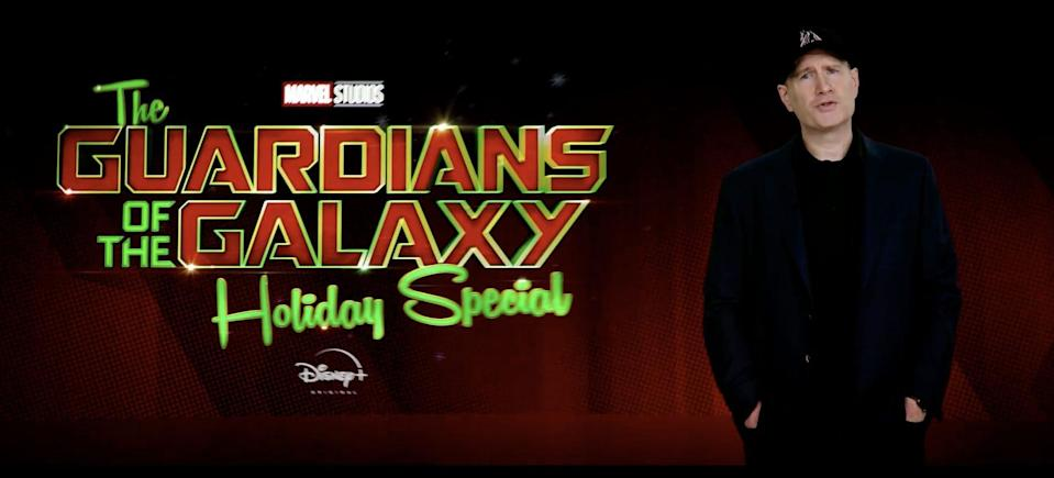 gotg holiday special