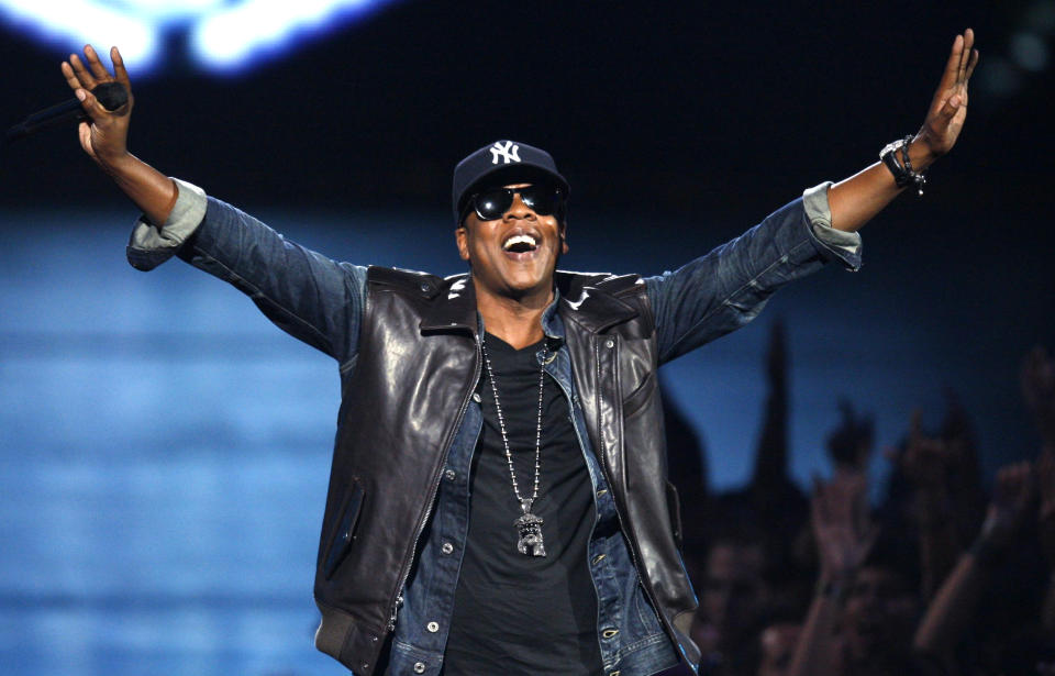 Jay-Z is expected to join Square's board of directors subject to the closing of the transaction. Photo: Reuters