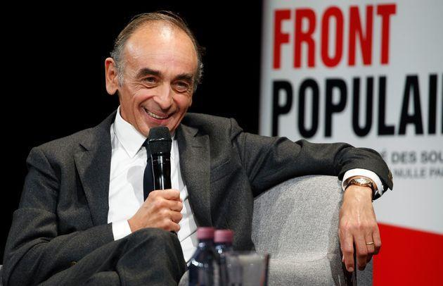 Éric Zemmour (Photo: Chesnot via Getty Images)