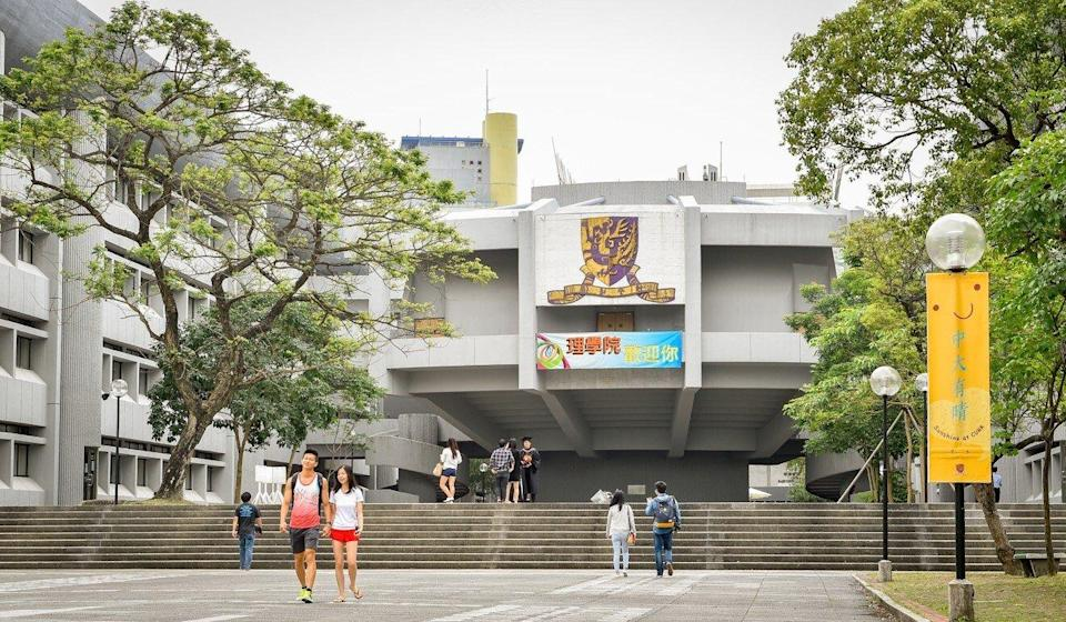 The university said it would suspend members of the union's executive from their ex-officio positions on all CUHK committees, withhold administrative support, and stop providing venues for its activities. Photo: SCMP Pictures