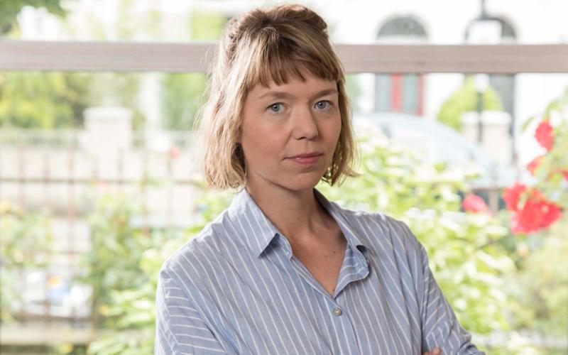 Motherland depicts parenthood as not just messy but blood-soaked - WARNING: Use of this copyright image is subject to the terms of use of BBC Pictures' Digital Picture