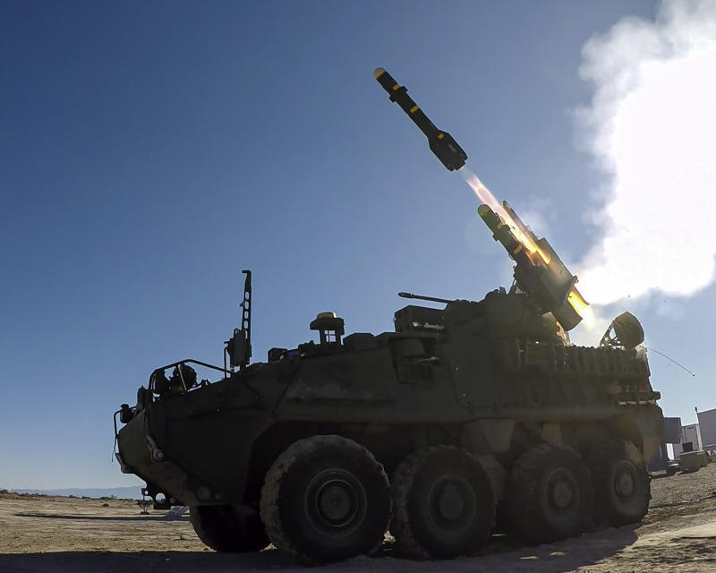 US Army to soon wrap up early testing of short-range air defense system