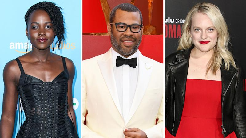 Lupita Nyong'o, Winston Duke And Elisabeth Moss Wanted For Jordan Peele's Us
