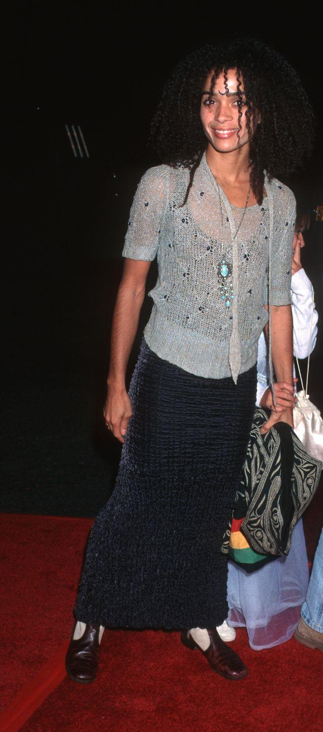 <p>Back in the '90s, Lisa Bonet was known for her role as Denise Huxtable in <em>The Cosby Show</em>. The role prompted a spin-off series, <em>A Different World</em>.</p>