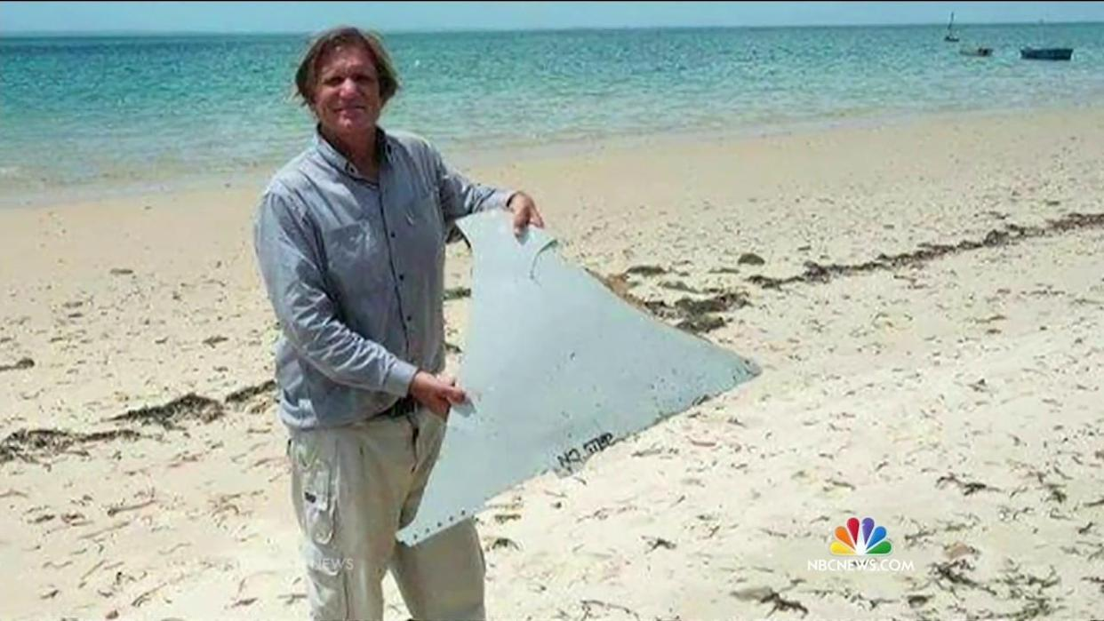 Possible Piece of MH370 Airliner Found Off Mozambique