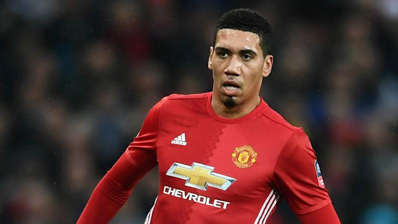 Injured Smalling pulls out of England squad