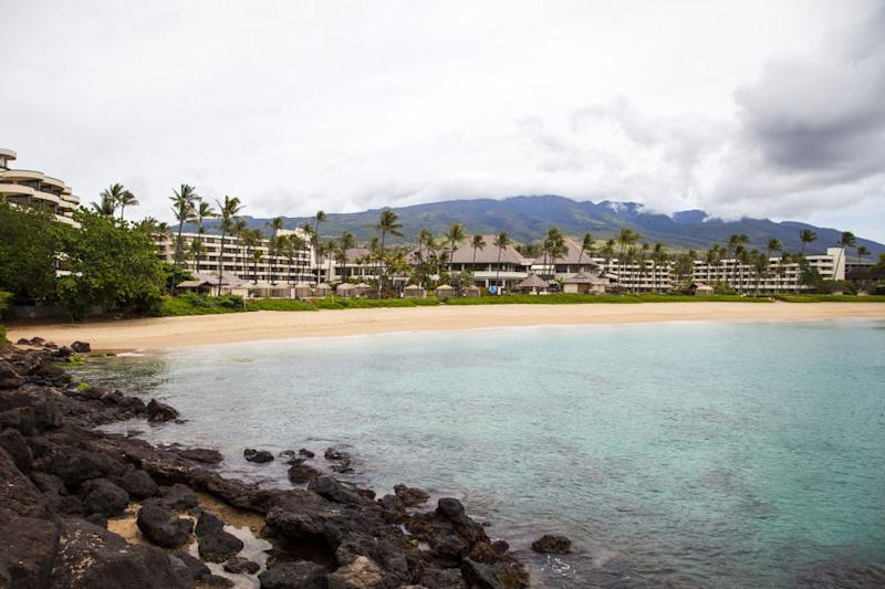 Hawaii's tourism industry has been decimated by the coronavirus pandemic. Source: Getty