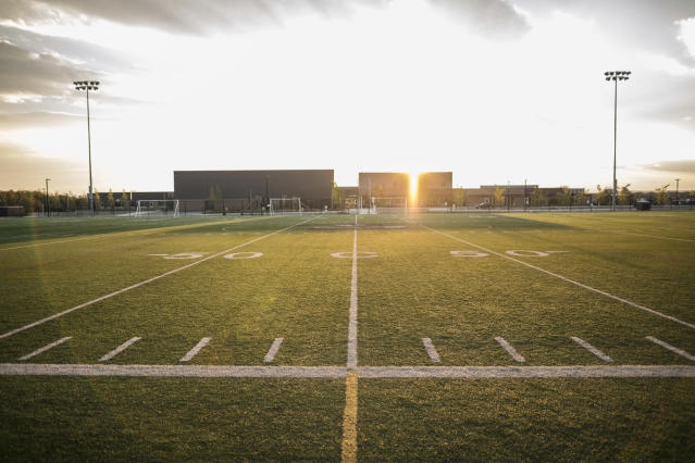 Players decided to cancel their football season after sexual assault allegations. (Getty Images)