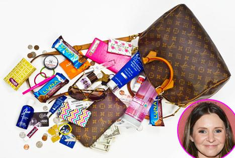 Beverley Mitchell: What's In My Bag?