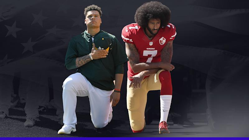 Colin Kaepernick, Bruce Maxwell prove how activism can shine without stars