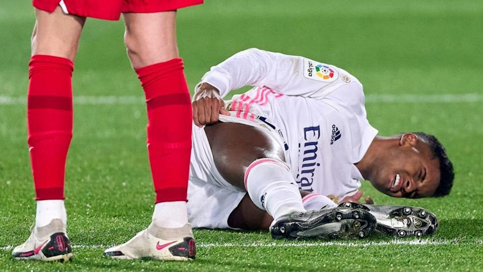 Rodrygo, Real Madrid   Quality Sport Images/Getty Images