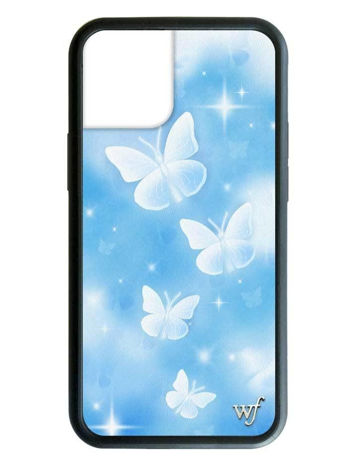 <p>Keep your phone protected with this <span>Wildflower Butterfly Sky iPhone 12 Case</span> ($35).</p>
