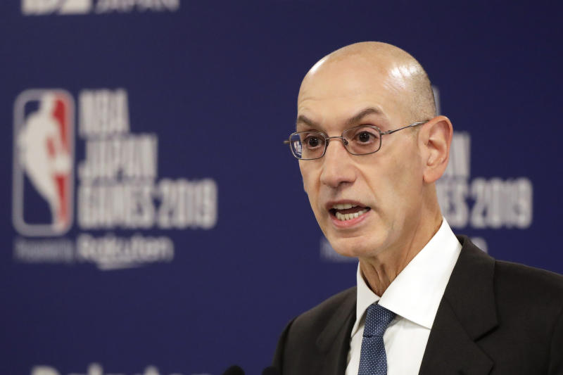 NBA lays out its vision for Disney restart to teams, players