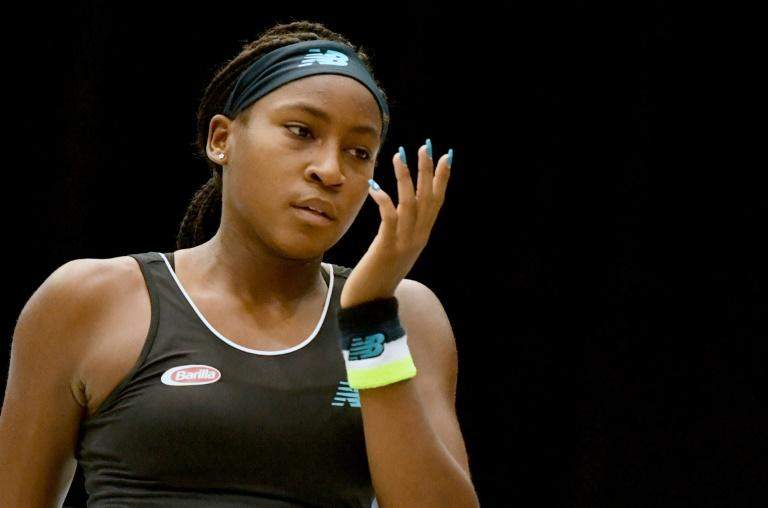 Coco Gauff wins 1st tennis title at age 15
