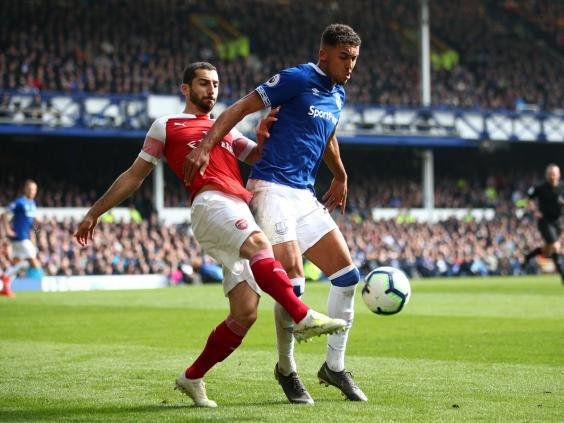 Dominic Calvert-Lewin impresses up front (Getty)