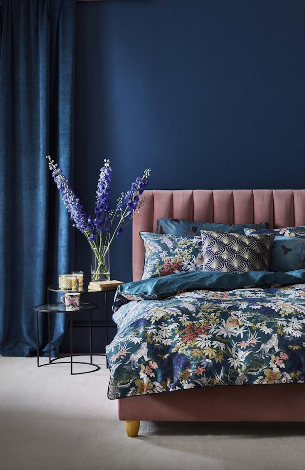 "<p>Inject pops of colour into your home this season. Tesco's new must-have range includes inky blue hues, decadent floral prints and cushiony-soft fabrics, perfect for autumn. We've got our eye on this bed linen set...</p><p><a class=""body-btn-link"" href=""https://go.redirectingat.com?id=127X1599956&url=https%3A%2F%2Fwww.tesco.com%2Fgroceries%2Fen-GB%2Fzone%2FHomeware&sref=https%3A%2F%2Fwww.prima.co.uk%2Fhome-ideas%2Fhome-accessories-buys%2Fg33949280%2Ftesco-homeware%2F"" target=""_blank""><strong>EXPLORE TESCO'S HOMEWARE ESSENTIALS</strong></a></p>"