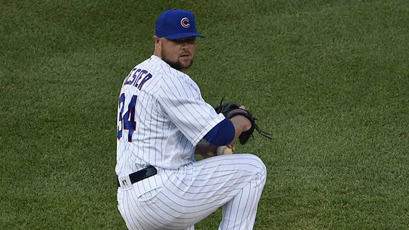 Cubs' Theo Epstein plans to talk with Jon Lester in 'next couple days'