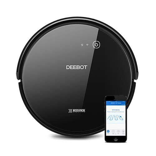 Ecovacs Deebot 601 Robotic Vacuum Cleaner, $190 (was $380). (Photo: Amazon)