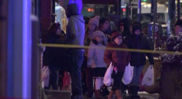 PHOTO: A 7-year-old girl was shot while out trick-or-treating in Chicago. (WLS)