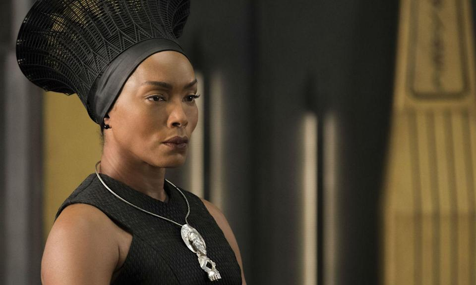 <p><span><strong>Played by:</strong> Angela Bassett</span><br><span><strong>Last appearance:</strong> </span><i><span>Black Panther</span></i><br><span><strong>What's she up to?</strong> She's back in the palace of Wakanda after helping to save her son from death. </span><br><br><br></p>