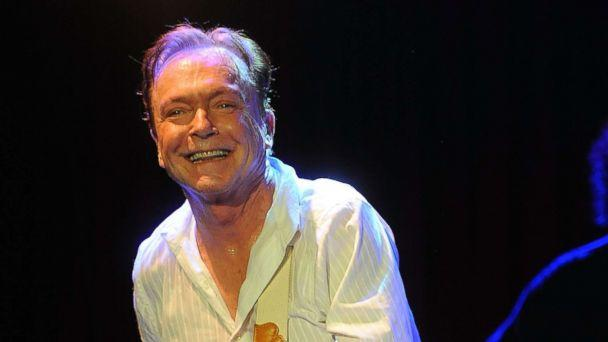 PHOTO: David Cassidy performs his final touring concert at B.B. King Blues Club & Grill, March 4, 2017 in New York City. (Bobby Bank/Getty Images, FILE)