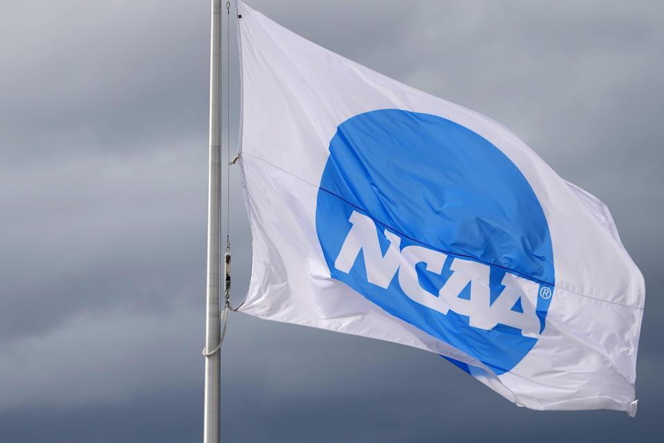NCAA president Mark Emmert says he envisions major changes ahead for the organization.