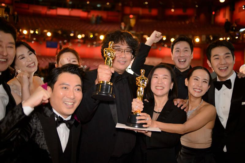 Lessons on success from Oscar winners. Source: Getty