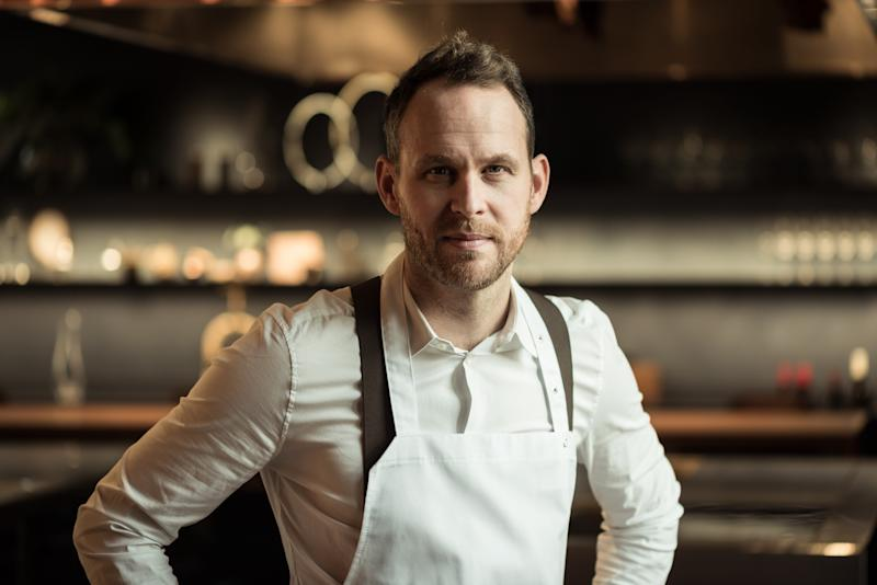 Chef Patron Björn Frantzén. (PHOTO: Restaurant Zen)