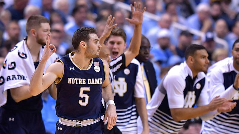 March Madness 2018 Notre Dame favored by oddsmakers to win NIT