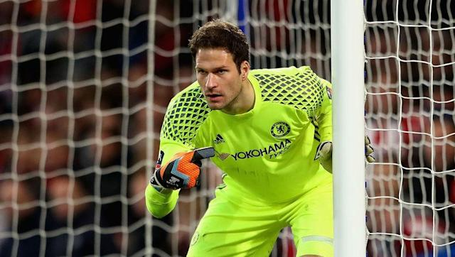 <p>Thibaut Courtois is arguably the Premier League's only other 'world class' goalkeeper besides De Gea and Chelsea have a long established Premier League deputy who is more than capable of being a number one at most other clubs, Asmir Begovic.</p> <br><p>The Bosnian international nearly left Stamford Bridge in January in pursuit of first-team action and the issue is sure to resurface again this summer. For now, though, there is no better pair of Premier League goalkeepers than at Chelsea.</p>
