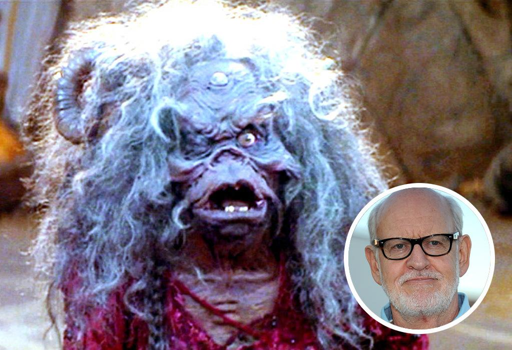 "<b>Augra</b><br><br>If you're old enough, you probably remember that serious and spooky Muppet movie ""The Dark Crystal"" from 1982. Muppeteer Frank Oz -- who has voiced several famous characters including Ms. Piggy, Fozzie Bear, the Cookie Monster, Bert and Grover -- also voiced a more sinister character Aughra, a keeper of secrets, in ""The Dark Crystal."""