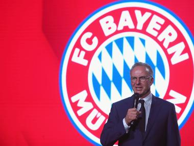 Bayern Munich chief Karl-Heinz Rummenigge defends club's ties with Qatar after facing protests from fans last year