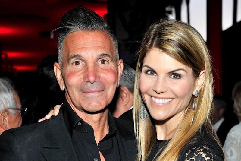 Mossimo Giannulli and Lori Loughlin | Donato Sardella/Getty Images for LACMA