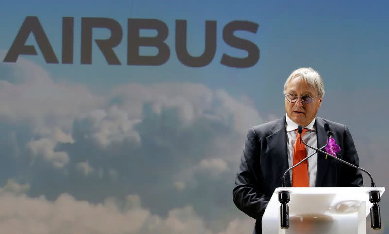 Airbus sales chief says no need to cut production of A330neo