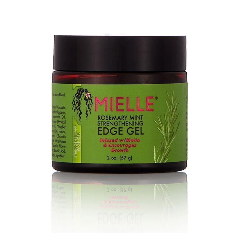 """<p><strong>Mielle </strong></p><p>sallybeauty.com</p><p><strong>$4.89</strong></p><p><a href=""""https://go.redirectingat.com?id=74968X1596630&url=https%3A%2F%2Fwww.sallybeauty.com%2Fhair-care%2Fshop-by-product%2Fhair-styling-products%2Fgels-and-glazes%2Frosemary-mint-strengthening-edge-gel%2FSBS-001493.html%3Fscid%3DscplpSBS-001493%26sc_intid%3DSBS-001493%26gclid%3DCj0KCQiAst2BBhDJARIsAGo2ldW-AMl5TWACSMlfUwi6duJlz7Sn0jmQvEd1zad0B3P_dHgR5ZclTToaAv7jEALw_wcB%26gclsrc%3Daw.ds&sref=https%3A%2F%2Fwww.womenshealthmag.com%2Fbeauty%2Fg35634822%2Fbest-edge-control-products%2F"""" rel=""""nofollow noopener"""" target=""""_blank"""" data-ylk=""""slk:Shop Now"""" class=""""link rapid-noclick-resp"""">Shop Now</a></p><p>This edge control gel is multipurpose: It strengthens and adds hydration to hair, in addition to maximum shine and hold. It's infused with biotin to encourage growth, and possesses a pleasant minty scent. </p>"""